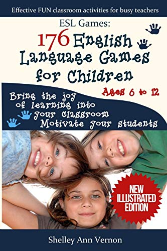 Esl Games By Shelley Ann Vernon