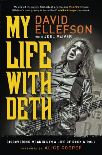 My Life with Deth von David Ellefson