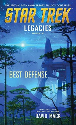 Legacies #2: Best Defense (Star Trek: The Original Series) By David Mack