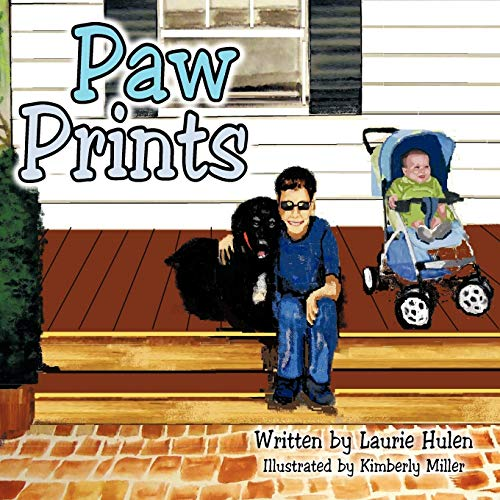 Paw Prints By Laurie Hulen