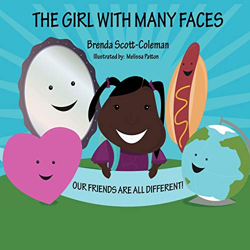 The Girl with Many Faces By Brenda Scott-Coleman