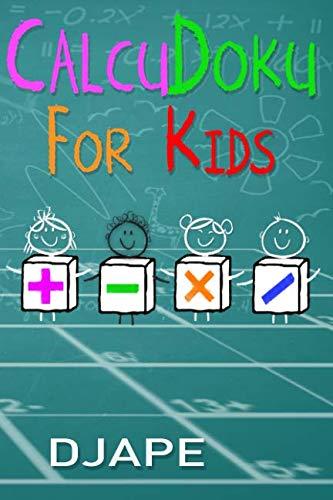 Calcudoku for Kids By Djape
