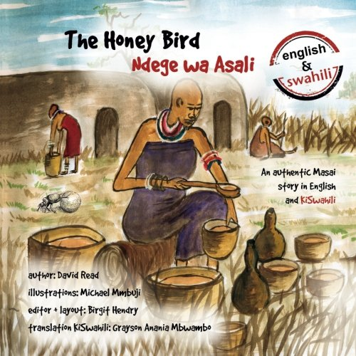 The Honey Bird By Birgit Hendry