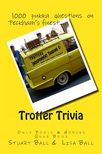Trotter Trivia By Lisa Ball