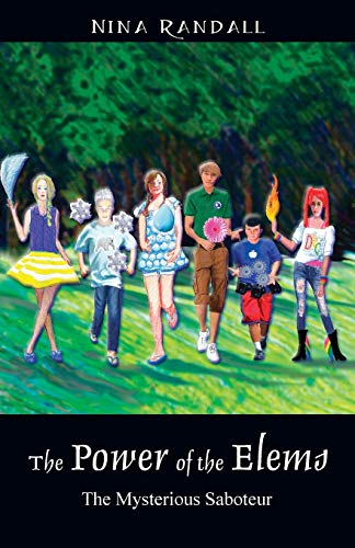 The Power of the Elems By Nina Randall