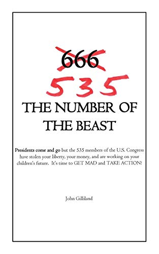 Number of the Beast By John Gilliland
