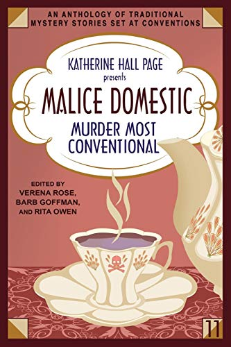 Katherine Hall Page Presents Malice Domestic 11 By Verena Rose