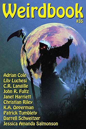 Weirdbook #35 By Douglas Draa