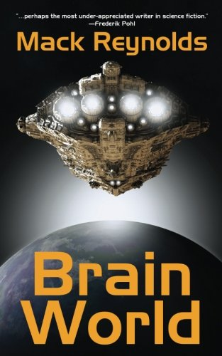 Brain World By Mack Reynolds