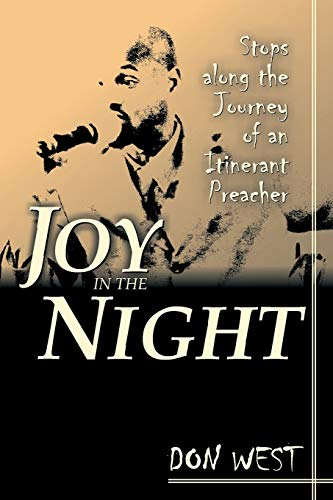 Joy in the Night By Don R West