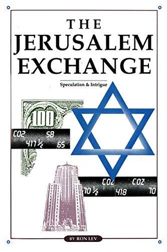 The Jerusalem Exchange By Ron Lev