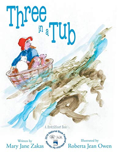 Three in a Tub By Mary Jane Zakas
