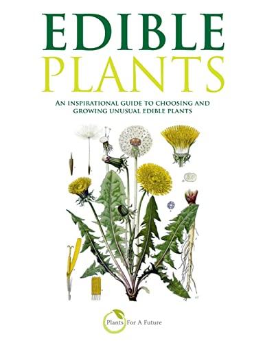 Edible Plants By Trevor Pemberton