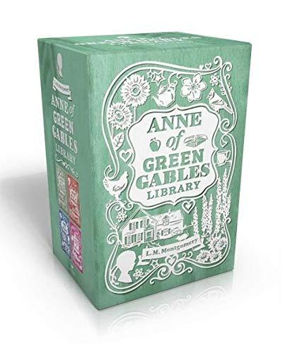 Anne of Green Gables Library von L. M. Montgomery