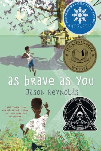 As Brave as You von Jason Reynolds
