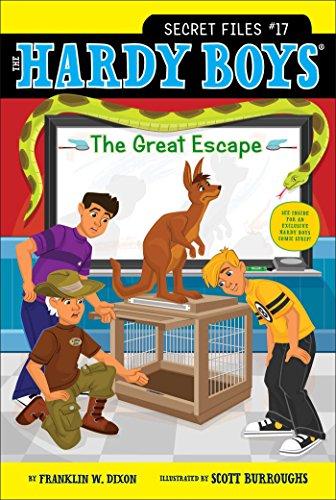 The Great Escape By Franklin W. Dixon