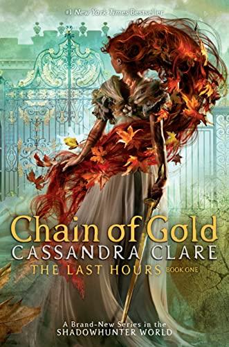 Chain of Gold von Simon and Schuster