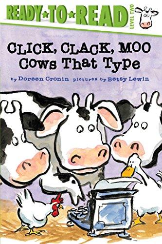 Click, Clack, Moo/Ready-To-Read By Doreen Cronin