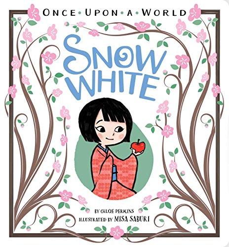 Snow White By Chloe Perkins