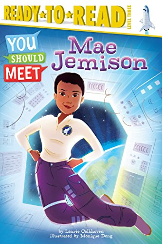 Mae Jemison By Laurie Calkhoven