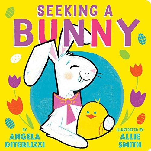 Seeking a Bunny By Angela DiTerlizzi