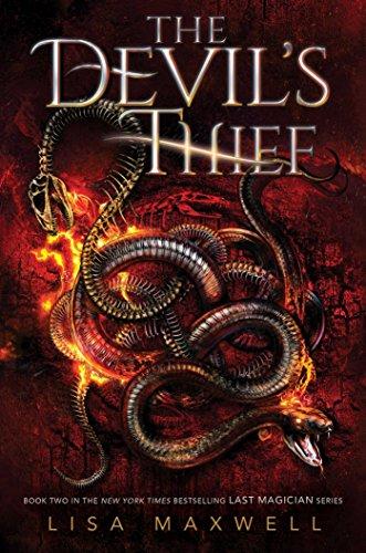 The Devil's Thief von Lisa Maxwell