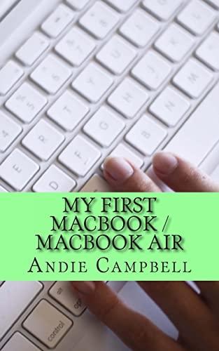 My First Macbook / Macbook Air By Andie Campbell