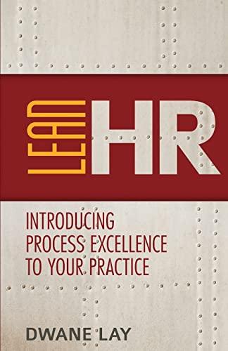 Lean HR By Dwane Lay