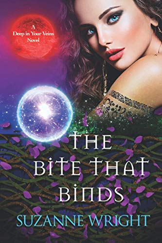 The Bite That Binds: Volume 2 (The Deep In Your Veins) By Suzanne Wright