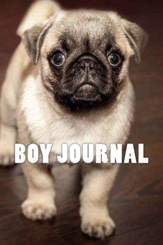 Boy Journal By Shundreka Kajuana Fuller