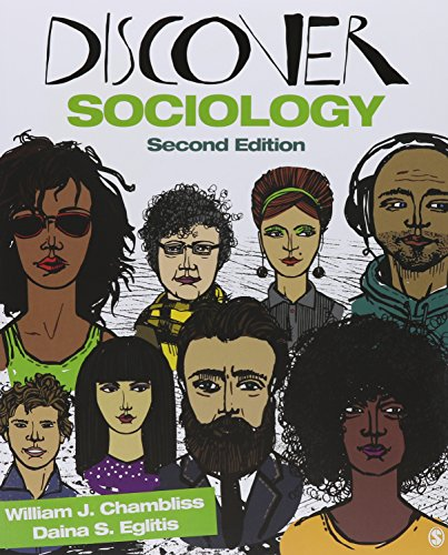 Bundle: Chambliss: Discover Sociology, 2e + Chambliss: Discover Sociology Interactive Ebook, 2e By Professor William J Chambliss (The George Washington University USA)