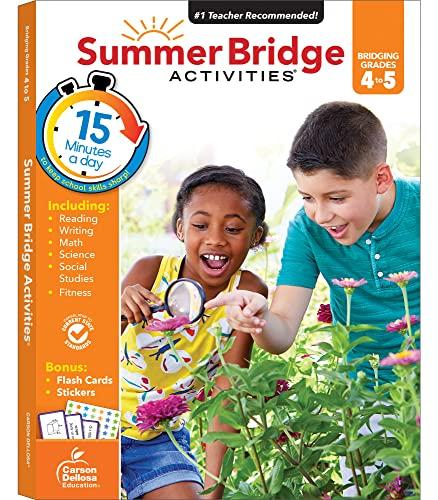 Summer Bridge Activities(r), Grades 4 - 5 von Summer Bridge Activities