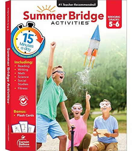 Summer Bridge Activities(r), Grades 5 - 6 By Summer Bridge Activities