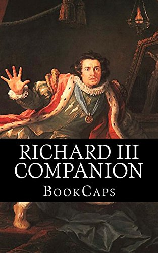 Richard III Companion By Bookcaps