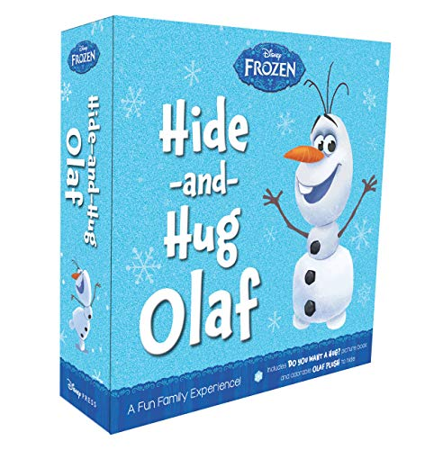 Frozen Hide-And-Hug Olaf By Kevin Lewis