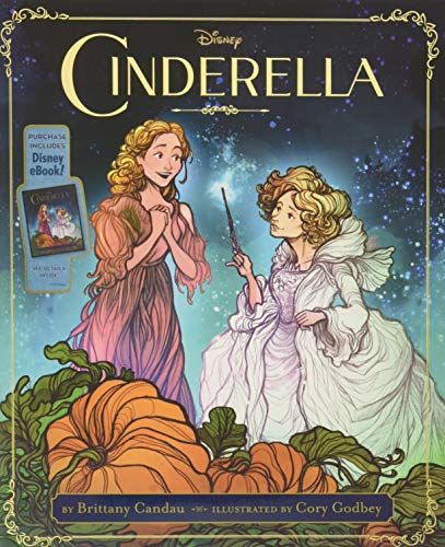 Cinderella Picture Book By Brittany Rubiano