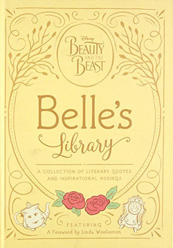 Beauty and the Beast: Belle's Library By Brittany Rubiano