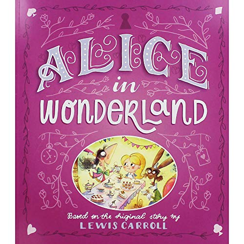 Alice in Wonderland by Lewis Carroll Book The Fast Free Shipping