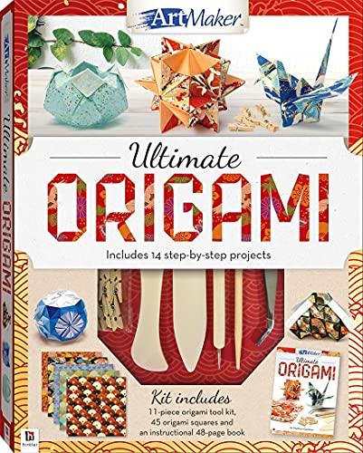 Art Maker Ultimate Origami (Portrait) By Hinkler Books