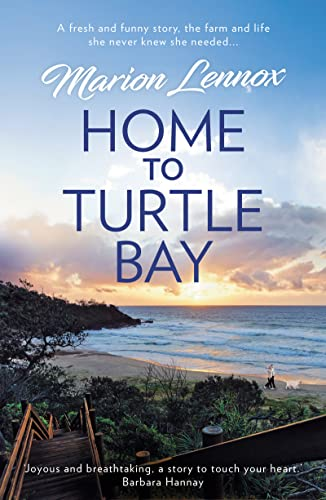 Home To Turtle Bay By Marion Lennox