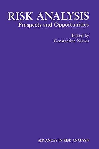 Risk Analysis By Constantine Zervos