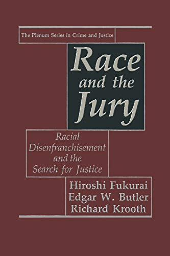 Race and the Jury By Hiroshi Fukurai