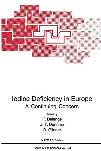 Iodine Deficiency in Europe By F. Delange
