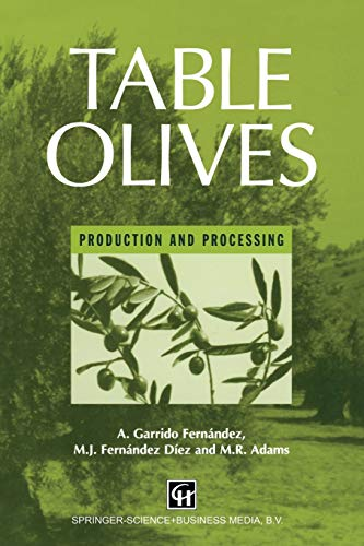 Table Olives By Fernandez