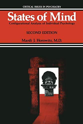 States of Mind By Mardi Jon Horowitz