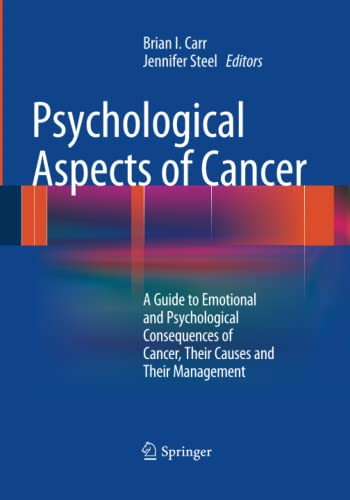 Psychological Aspects of Cancer By Brian I. Carr