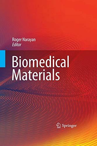 Biomedical Materials By Roger Narayan