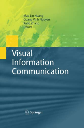 Visual Information Communication By Mao Lin Huang