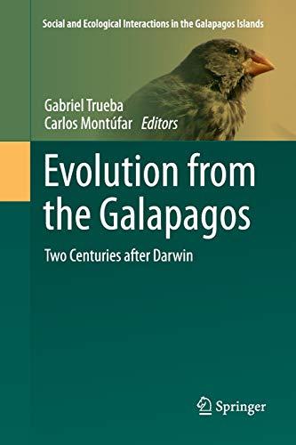 Evolution from the Galapagos By Gabriel Trueba