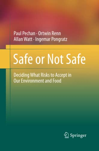 Safe or Not Safe By Paul Pechan